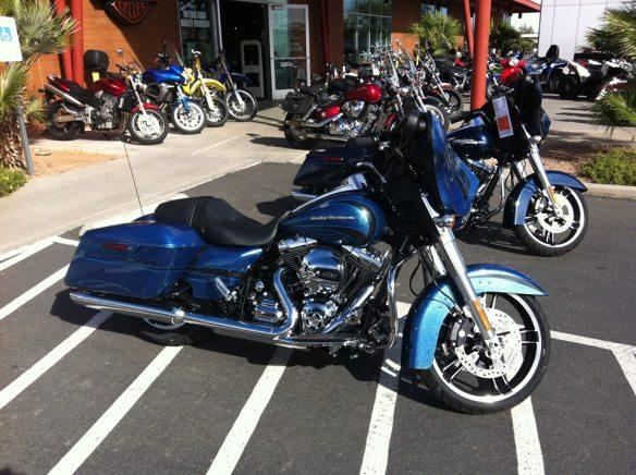 Daytona Blue