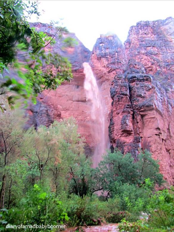 canyonfilling