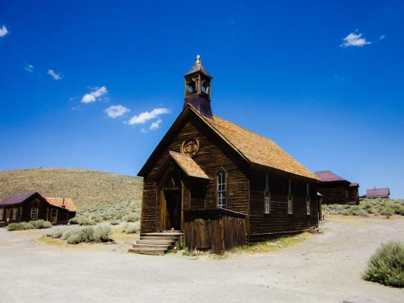 Bodie Church