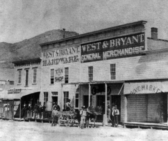 Bodie general store 1880