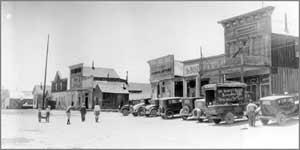 bodie resurgence 1928 to 1931