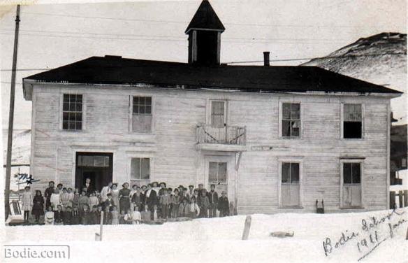Bodie Schoolhouse
