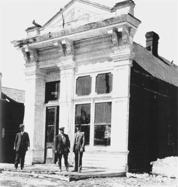 BodieBank-pre 1932