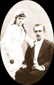 James and Martha Cain