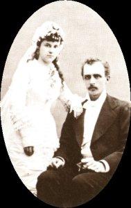 James and Martha Cain