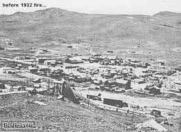 pre 1932 fire