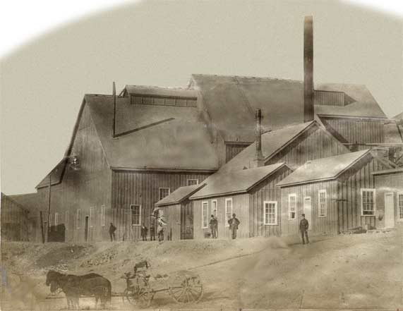standard mill 1879